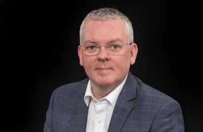 Photo of Iain Munro