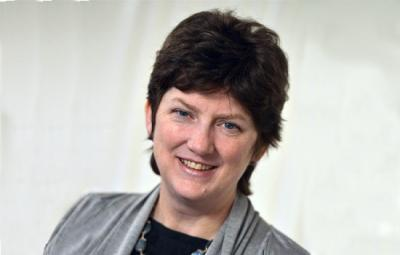 Photo of Sarah Jackson OBE