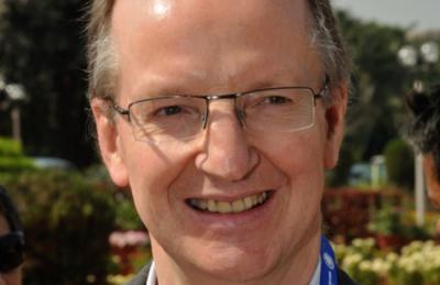 Photo of Gordon Rintoul