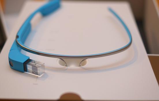 An image of Google Glass V2