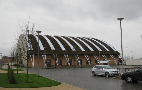 Image of The Royal Opera House's Bob and Tamar Manoukian Production Facility at High House Production Park