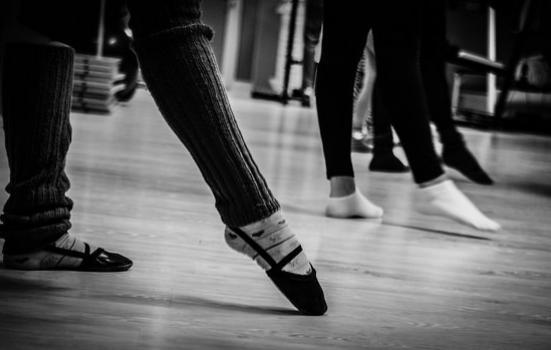 Photo of ballet dancers