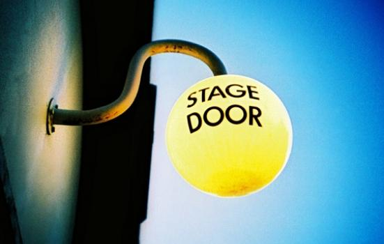 Photo of Stage Door, Old Vic