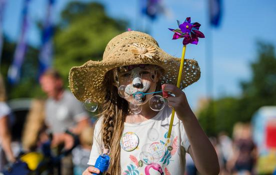 Photo of child Hull City of Culture