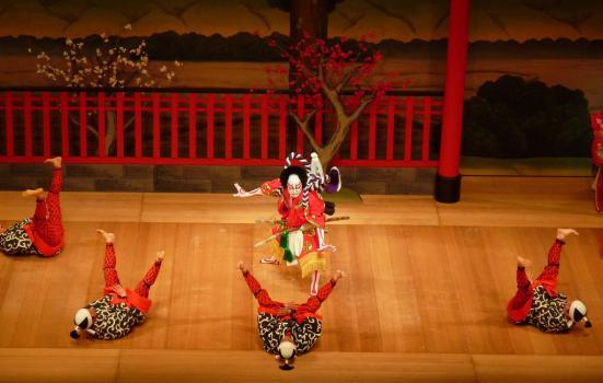 Kabuki Theatre at Sadlers Wells
