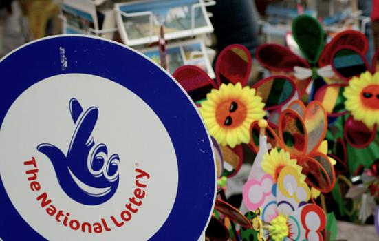 Photo of National Lottery