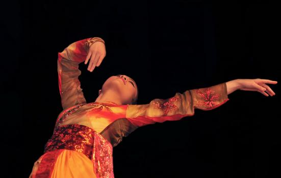 South Korean dance