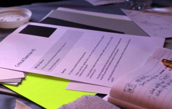 Image of document for Critical Spaces project