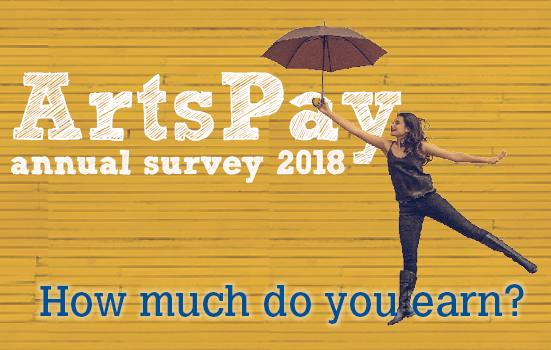 ArtsPay survey logo