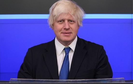 Photo of Mayor of London Boris Johnson
