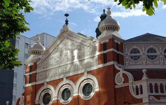 Belfast Grand Opera House