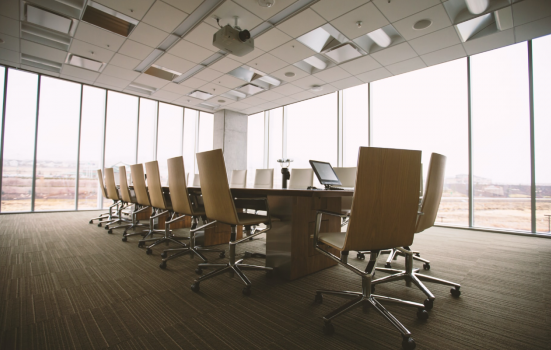 picture of a board room