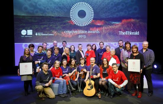 Creative Places winners