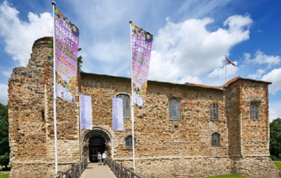 Photo of Colchester Castle