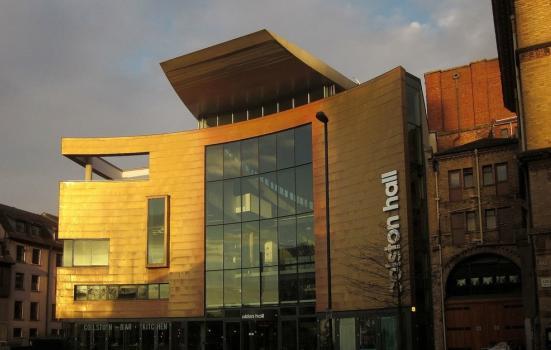 A photo of Colston Hall in Bristol