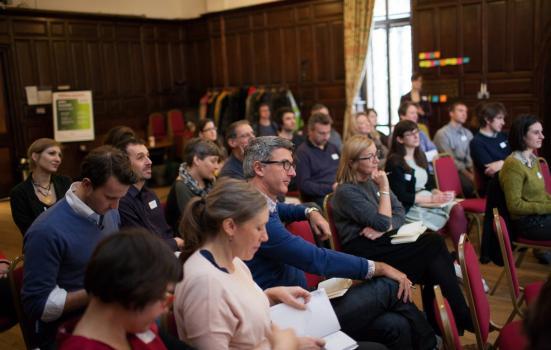 Image of workshop delegates