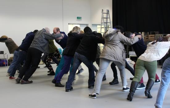 Image of directors' workshop