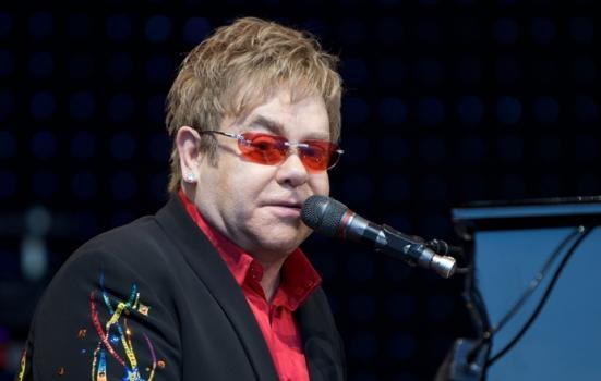 A photo of Elton John