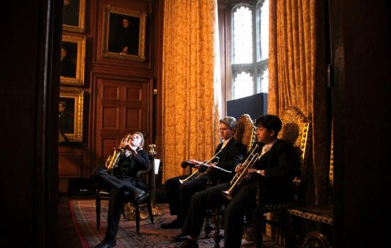 Eton musicians