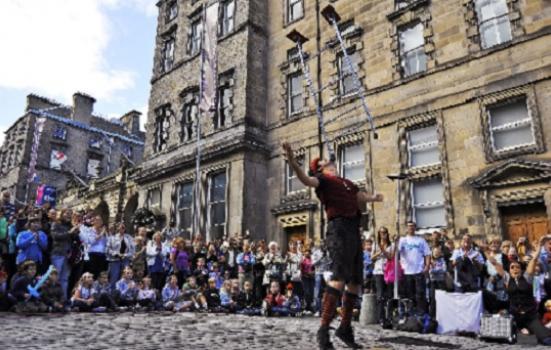 Photo of Edinburgh Fringe