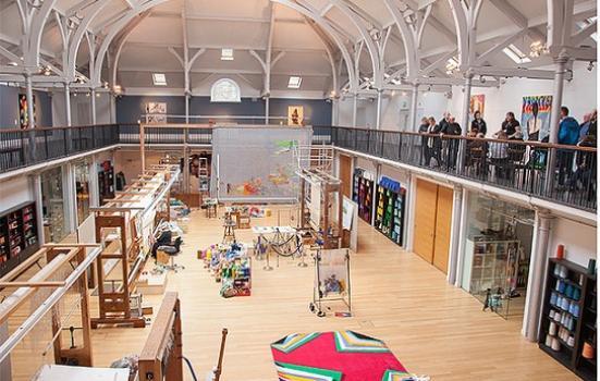 Photo of fruitmarket gallery