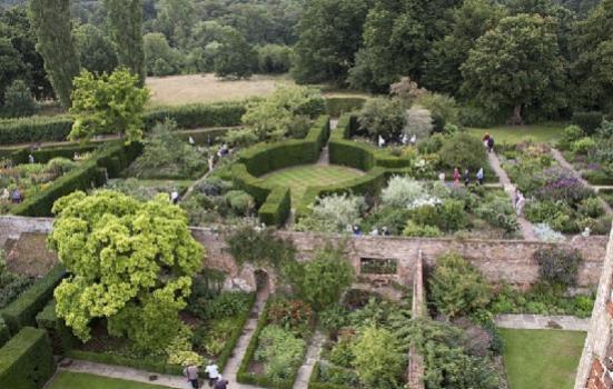 Photo of Sissinghurst Castle Garden, Kent.