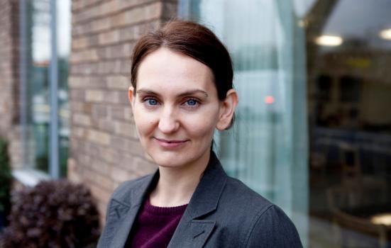 Photo of Helen Legg