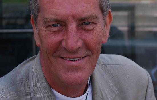 A photo of Hamish Glen
