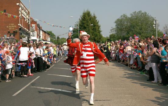 Image of street festival