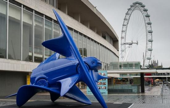 Photo of art in London
