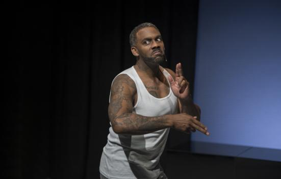 Richard Blackwood in Typical