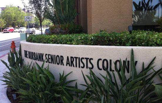 Burbank Senior Artsist Colony