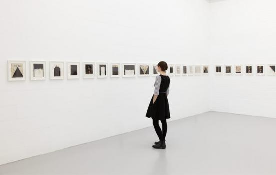 Image of Spike Island exhibition