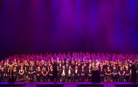 Image of Sing with Us choirs
