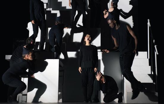 Clod Ensemble - On The High Road performance
