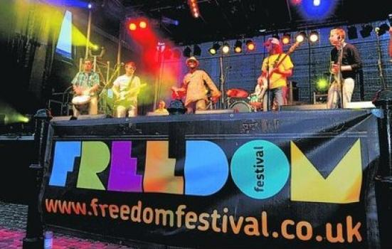 Image of Hull's Freedom Festival