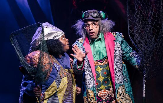 Let's take on panto: Is it culturally insensitive? | ArtsProfessional