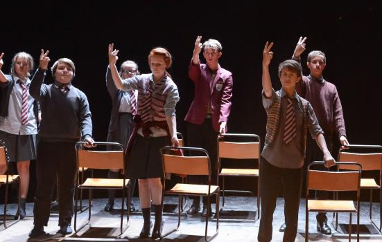 Image of Kes at Derby Theatre