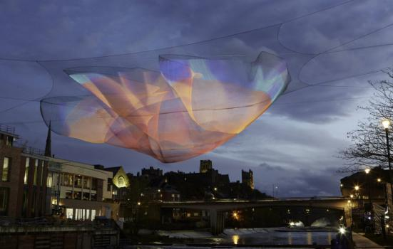 Photo of Durham Lumiere 2015 & Lighting up London: Fundraising for Artichokeu0027s Lumiere ...
