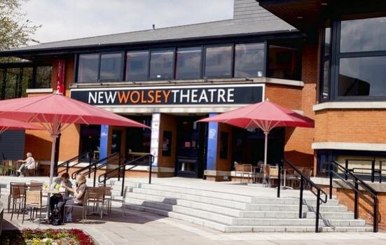 Photo of New Wolsey Theatre