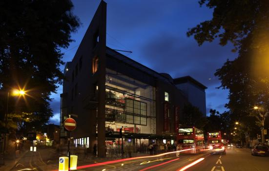 Photo of Sadler's Wells exterior