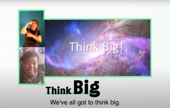 Screenshot from Festival UK* 2022 promotional video