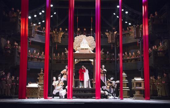 Image of Turandot at Royal Opera House