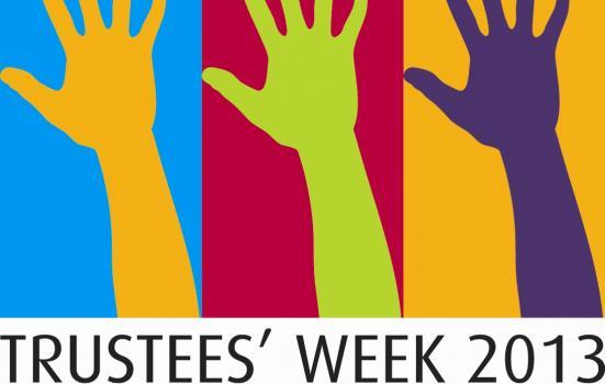 Image of Trustees' Week 2013 poster