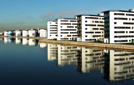 University of East London Docklands