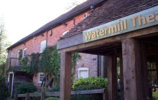 Photo of the exterior of Watermill Theatre