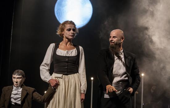 Image of Woyzeck production