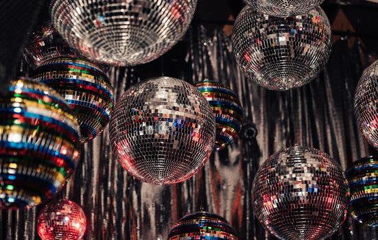 Glitterballs