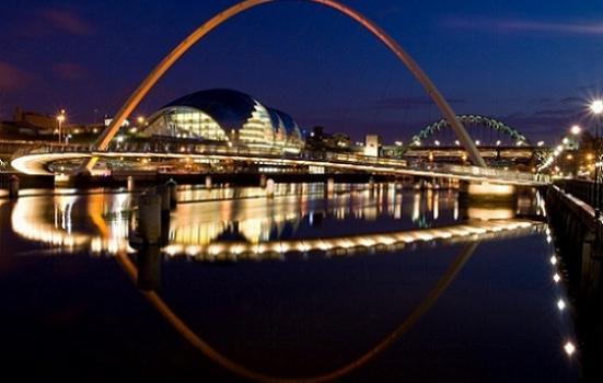 Photo of Millenium Bridge, Newcastle