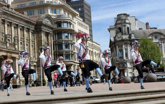 Photo of Morris Dancers